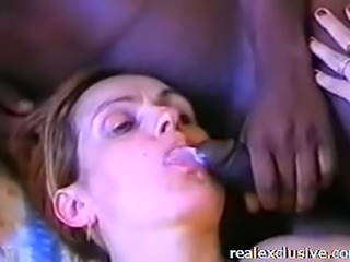Diane 51 years open minded swinger mom. Hubby filmed how I had fun with a black BBC Hunk at home. Fucking and sucking and getting a huge amount cum in my mouth. I love to play with jizz.
