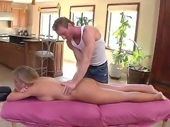 Provocative adorable blonde pornstar Nicole Aniston