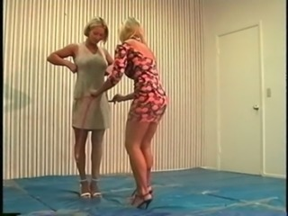 [FlamingoWrestling] WW 49 Jill vs Nicole - Part 1 free