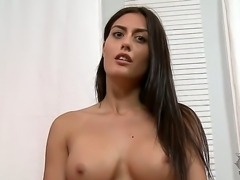 Sara Class has an incredibly hot body with huge perfect tits, firm round...
