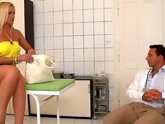 Kathia Nobili and Nick Langs doctor-patient relationship becomes really...