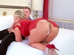 Danny D and Phoenix Marie are having impressive hard sex session during...
