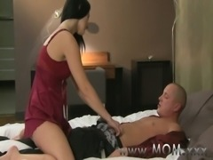 MOM Cougar wife fucks her lover free