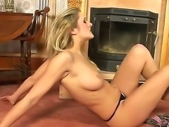 Booby Jane Darling is fantastically flexible in all her body parts and...