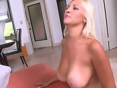 Busty MILF Jazmyn is wild thing. Hot momma from Puerto Rico came here for...