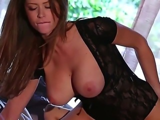 Amazing lesbian action with a sweet bitch Mia Malkova and Emily Addison