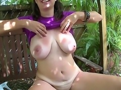 Get a relish with amazing Latina whore Sasha showing her incredible big boobs
