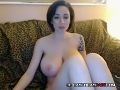 Nice boobs milf show her nude body on webcam live - camtocambabe.com free