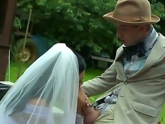 Danny D fucking his best friends bride Jasmine Jae the last time before the...