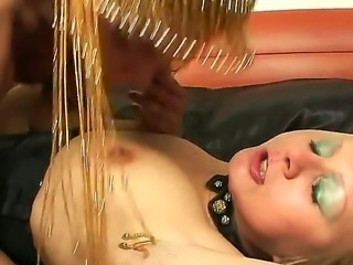 Cris Le Blond loves deep pounding hottie Melissa Del Prado in wild bisexual hardcore