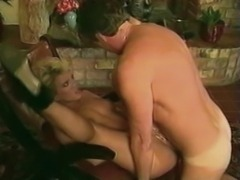 Amber Lynn - Honeymoon Harlots