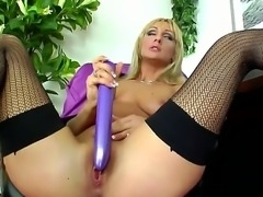 Seductive and naughty MILF Cherry Cream