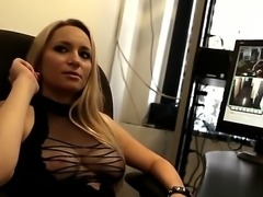 Two good old friends Aiden Starr and Chastity Lynn just did find out that...