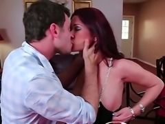 Tiffany Mynx called her neighbor James Deen to help her move furniture. Her...