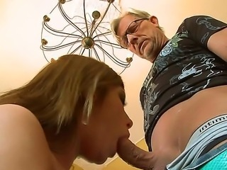 Busty seductress Donna Bell is dressed up like a dirty slut and it makes...