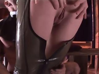 Jenna Haze,Katsuni,Melissa Lauren,Nacho Vidal,Nicole Sheridan in hardcore bdsm scene
