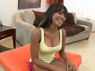 Latin bitch with great natural boobies telling us some interesting stories about herself and something interesting about her sex desires, if you love sex stories this update is for you!