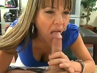 Sexy Asian mature lady with elegant figure and hot soul was pick uped on the street. She has a rich husband but she dreams about something really hot.