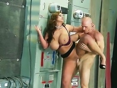 Eva Notty is a new presenter at the Moder TV! Johnny Sins is a manager of...