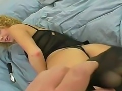 Amateur curly hottie from this video looks adorable. Today she is going not...