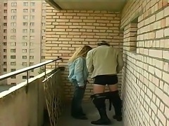 Teen cute Russian babe Funtic sucks