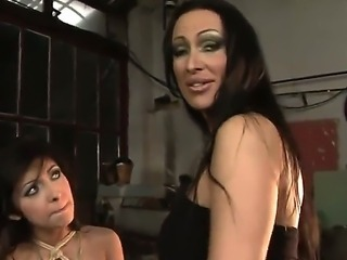 If you are interested in seeing cool content then examing action with Mandy Bright and Oliva. Hot and so passionate mistress is tying up and punishing slave girl.