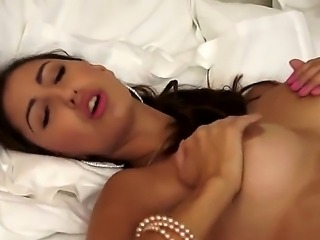 Young babe Anita loves having intense lesbian softcore along superb Kitty Jane