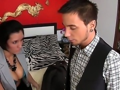 No one can resist Dylan Ryders luring big natural boobs and naughty character