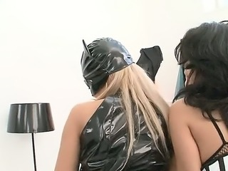Anal sluts Milla Yul and Wild Cat are not some typical rookie models that...