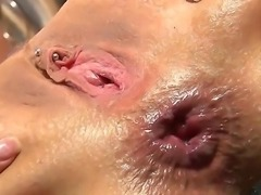 Jessi Palmer has anal penetration Her