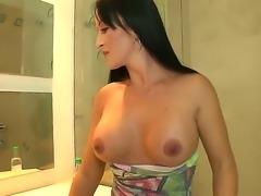 Hot and sexy milf Paula has