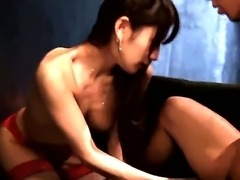 Skinny and wonderfull asian Saki Kouzai