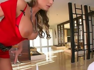 What a cool banging with Phoenix Marie is waiting for you to watch it here now! Sinful busty blondie gives a head, gets her asshole licked and pounded so hard after that.