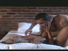 Kaylani Lei hasnt been asking for this, but her cunt got this cock anyway