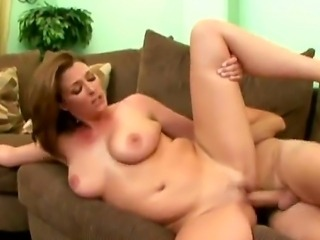 Charlie James adores sex with new girls and every day he fucks new one. Today...