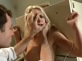 When James Deen and Anikka Albrite are having scandal, it always ends up in humiliating dirty fuck!