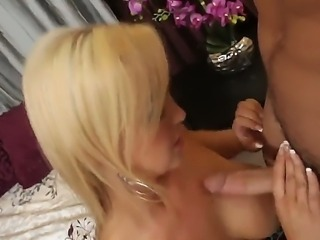 Big boobed blondie Abbey Brooks titty