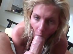 Watch POV video where Manuel Ferrara is getting his big stiff penis caressed...