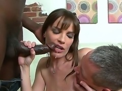 Not only does Dana DeArmond want her cuckolded hubby Jimmy Broadway to see...