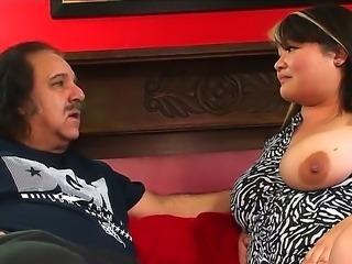 Kelly Shibari and Ron Jeremy are