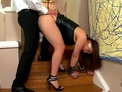 Hi people! This is a hardcore fuck with a dangerous and a hot Asian bitch...