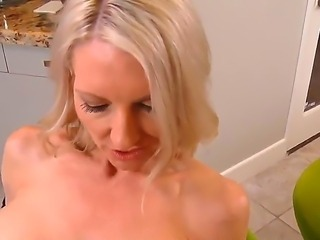 Enjoy amazing fascinating blonde slut Emma Starr fucking hard with Tim Cannon