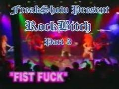 ROCK BITCH - FIST FUCK