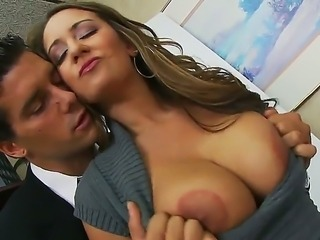 Trina Michaels gets really horny when