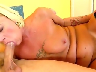 Amazing granny Orhidea really likes to have a nice big white dick inside of her, and of course her preference is that this cock would be young and hard just to feel better like always.