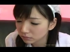 Japanese Maid Girl