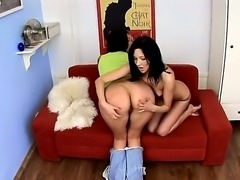 You would become turned on and get a lot of delight from the view of how Anne...