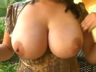 Seductive Selena Castro with delicious tits giving a best blowjob in the world