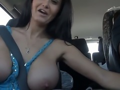 Ava Addams is our favorite milf and she wants to make us satisfied today by...