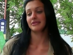 Aletta Ocean got really hot and beautiful face with very sexy juicy lips and...